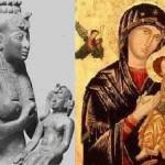 Matka ustavičnej pomoci a pohanská Isis