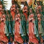 Mexico-City-hundreds-of-statues-of-Nuestra-Senora-de-Guadalupe-in-the-shops-outside-the-basilica1