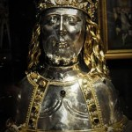 busta sv. Václava