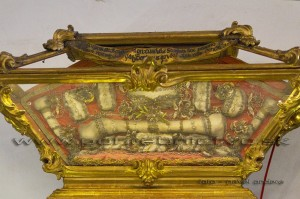 relikvie rôznych svätých Bartislava