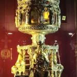 svätá koruna Ježiša Krista